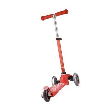 Micro Mini Micro Scooter Deluxe Kırmızı Kırmızı